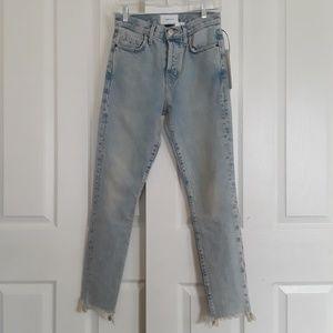 Current/Elliot Ultra High Waist Skinny Jean